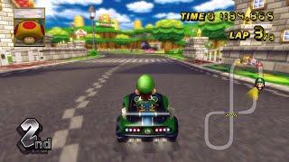 Mario Kart Wii - Grand Prix - Flower Cup (150cc)