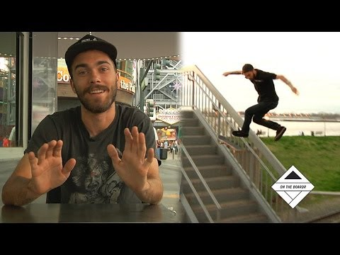 On The Boardr with Clint Walker: Shoe Sponsors, Herpes, X Games Real Street