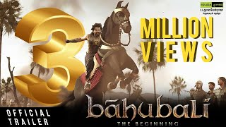 Bahubali- Official Trailer