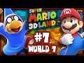 Super Mario 3D Land 100% (1080p) - Part 7 - World 7