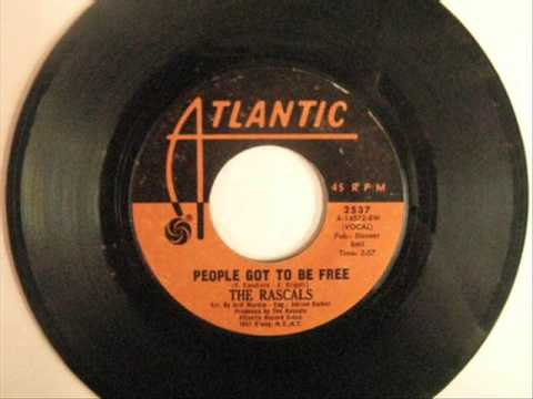 Young Rascals - People Got To Be Free