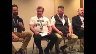 Three Stooges Con 2016 Panel: The Three Stooges Movie /2012/