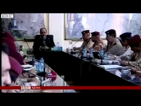News Today Iraq conflict Sunni militant push on Baghdad