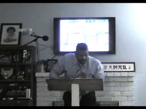 Pastor Ron Knight