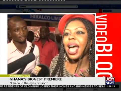 Corruption in Ghana - Joy News Interactive (23-9-15)