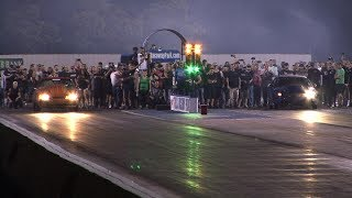 TULSA MIDNIGHT DRAGS - Small Tire & Truck Class