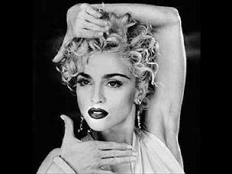Vogue - Madonna (with Lyrics) video