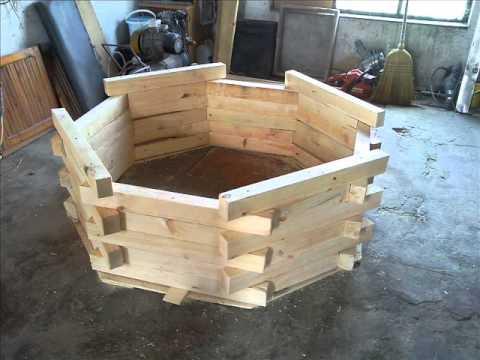 Studnia drewniana jak zrobić