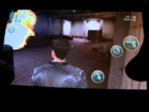 Gry na Sony Ericsson Xperia Neo V - Max Payne Mobile