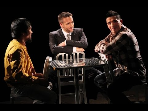 Pacquiao vs Ríos: Face Off with Max Kellerman - Pacquiao/Rios