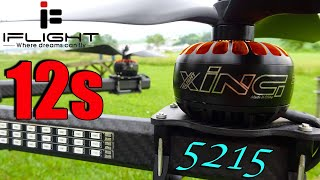 The Perfect 12s X-Class Motor? iFlight 5215 330kv Review