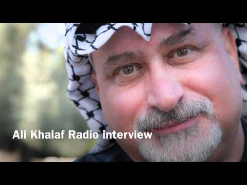 Prof. Dr. Norman Ali Khalaf interview with Angham Radio in Ramallah, Palestine on 17.02.2015