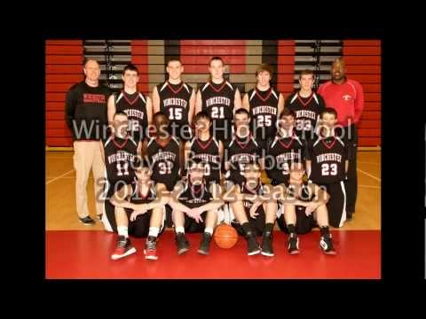 Winchester High School Boys Basketball 2011-2012 Season Highlights