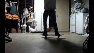 first switch late kickflip
