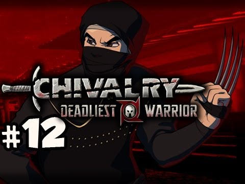 Restoring Faith - Chivalry Deadliest Warrior W  Nova Kevin & Immortal Ep.12 video