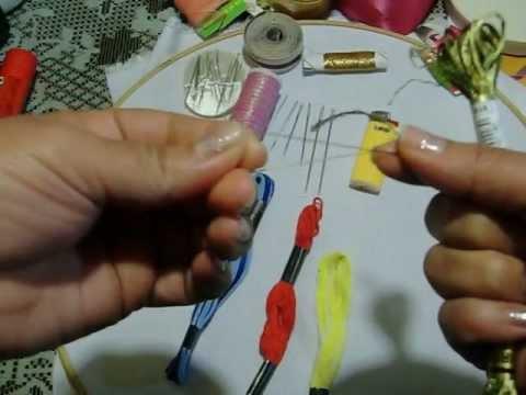 VIDEOS DE MATERIALES PARA BORDAR EN LISTON   Videos ...