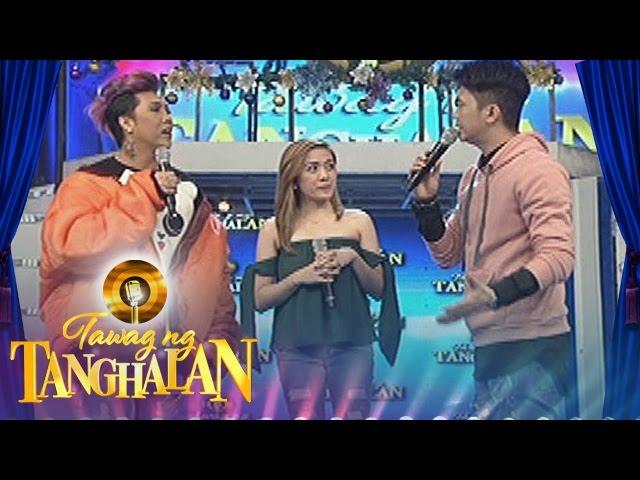 Tawag ng Tanghalan: Vhong & Vice give Arra Jane an advice