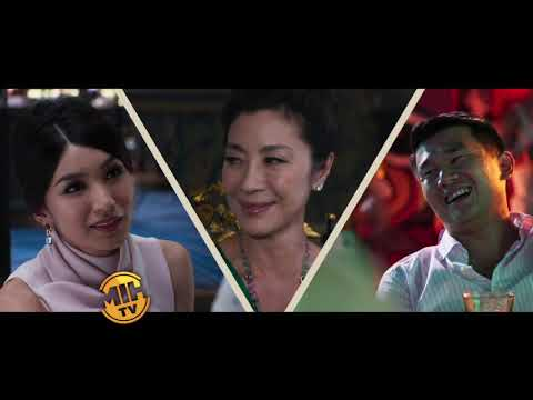 Crazy Rich Asians: Interviews With Cast And Behind The Scenes Clips