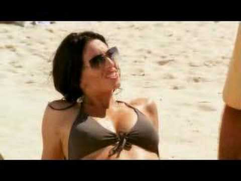 Claudia Black in a Bikini on Farscape Video
