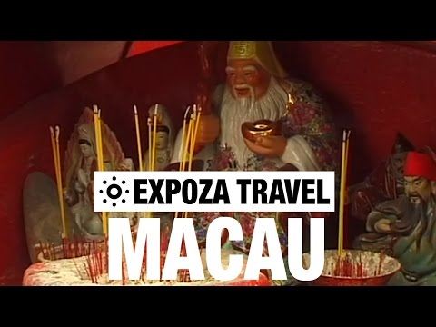 Macau Vacation Travel Video Guide