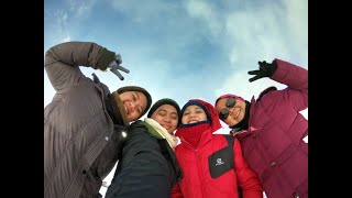 Japan, Hokkaido Sapporo - shi Chūó Ku • Feb2020 • Takino Suzuran Hillside Park