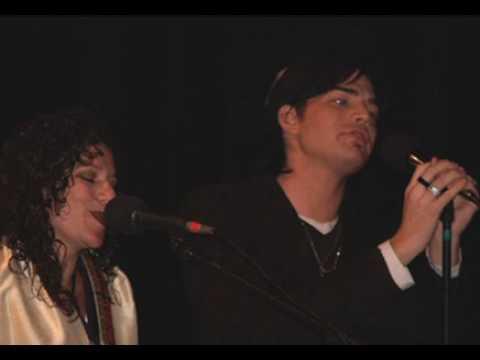 Adam Lambert & Illysia Pierce - The Prayer (audio)
