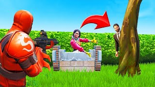 SNITCH Or DIE In FORTNITE HIDE AND SEEK!