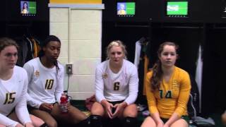 Tech vs. Harding - Volleyball Highlights