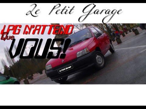 Le Petit Garage n'attend que vous!