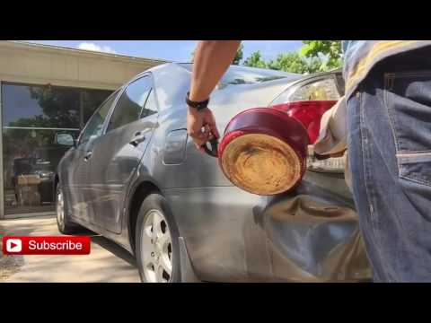 Removing Car Dents Without Having To Repaint   The Easy Way