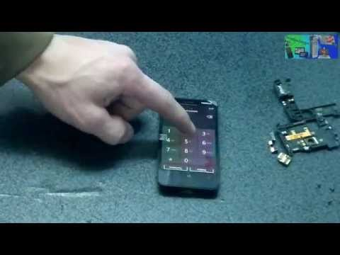 Как починить сенсор телефона в домашних условиях