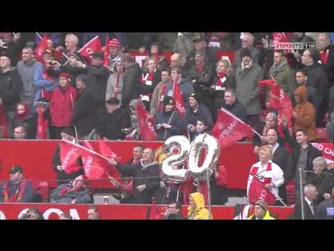 MANCHESTER UNITED PREMIER LEAGUE CHAMP20NS!! HD 720p