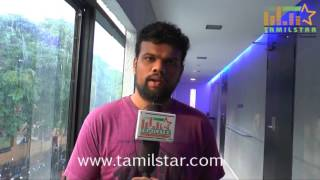 Nishanth At Pazhaya Vannarapettai Movie Team Interview