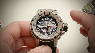 Richard Mille RM028 Review | Watchfinder & Co.