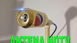 download musica ✔ antena casera ultra potente con lata de pepsi