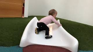 Baby Fun indoor Play Area| Zoha Princess Funny Baby