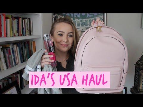 ♡ Ida's USA Haul - Brandy Melville, Calvin Klein, etc. ♡