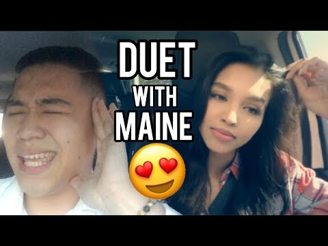 MAINE MENDOZA MCDONALDS ONE SWEET DAY REACTION AND PARODY