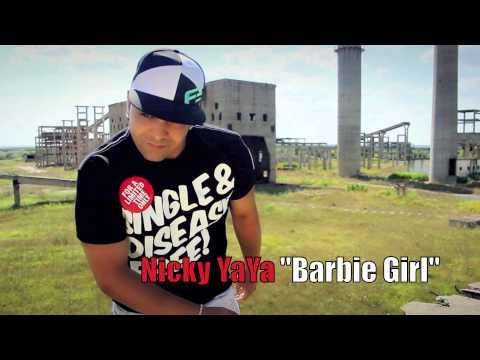 Sonerie telefon » Nicky YaYa – Barbie Girl (feat Vasegal)