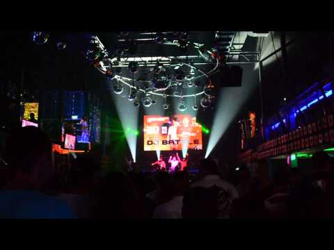 Some Old School Track from DJ.Battle at The Pier Pattaya Disco