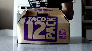 The Fastest Taco 12-Pack Ever Eaten