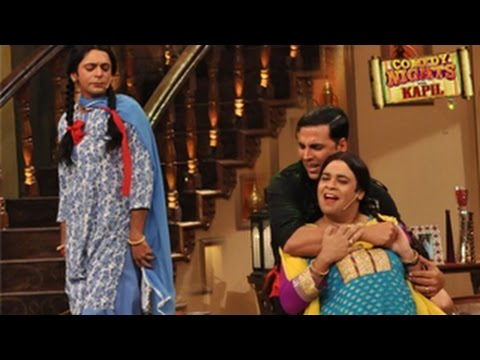 Comedy Nights with Kapil | Sunil Grover's COMEBACK as Gutti in Comedy Nights 2nd August 2014