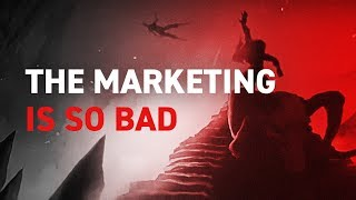 Guild Wars 2 Marketing - Why is it so bad?