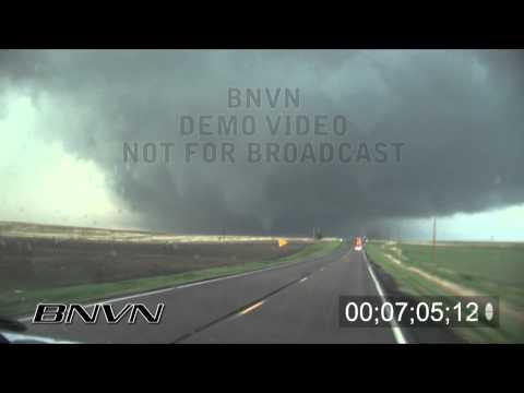 5/22/2008 Kansas Tornado Outbreak Footage