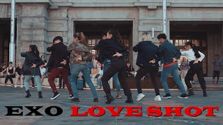 [K-POP IN PUBLIC CHALLENGE] EXO (엑소) - Love Shot Dance Cover by Made in Asia
