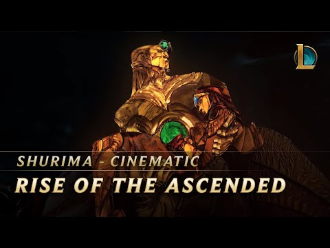 Shurima: Rise Of The Ascended