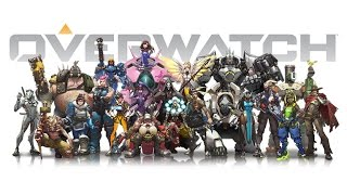 overwatch character intro