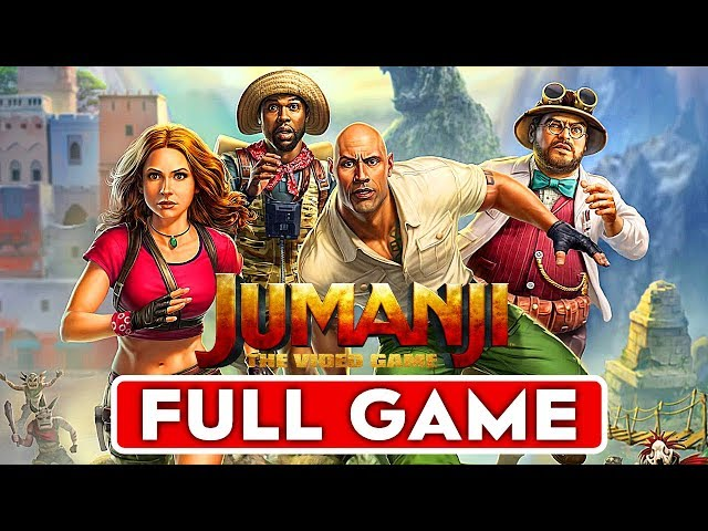 JUMANJI THE VIDEO GAME Gameplay Walkthrough Part 1 FULL GAME [1080p HD XBOX ONE] - No Commentary thumbnail