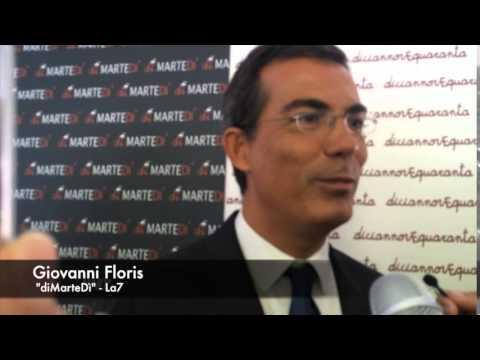 Giovanni Floris presenta le sue nuove trasmissioni su La7. TVZoom.it
