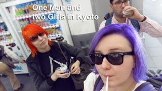 Japan Vlog Day 1 From Helsinki to Kyoto